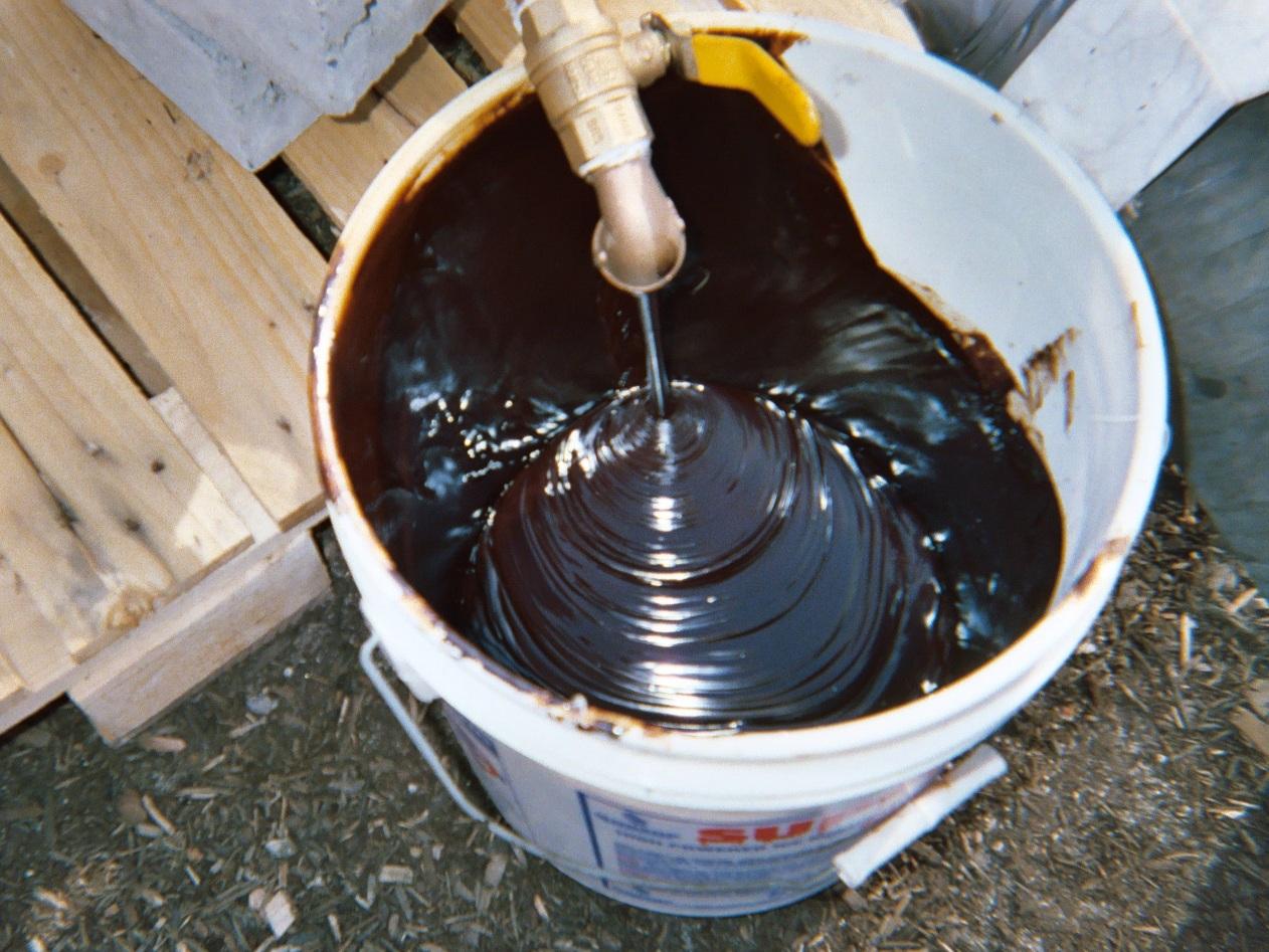 Как отмыть моторное масло своими руками