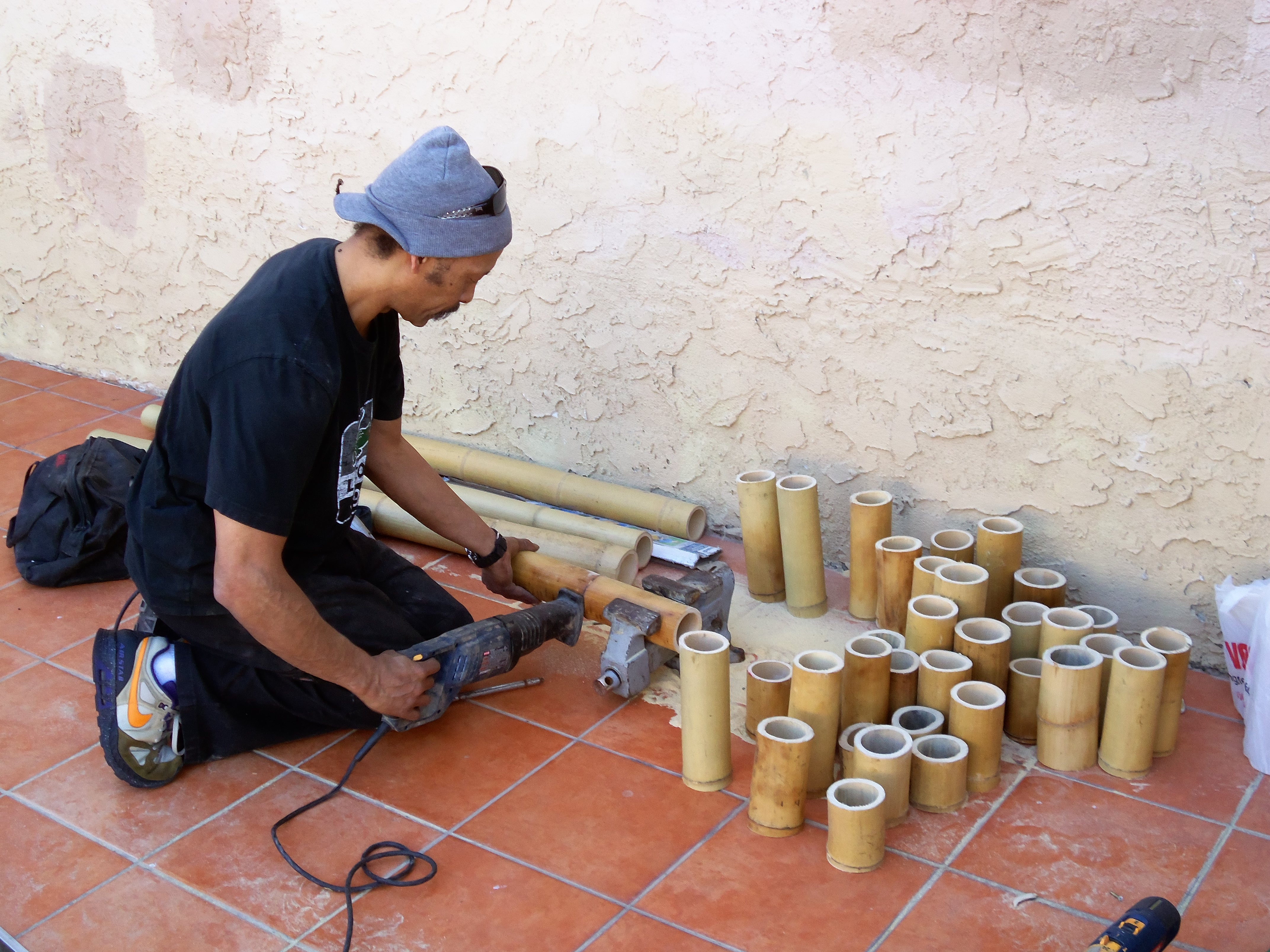 Do It Yourself  How To Make Bamboo Candles   The Pop Up